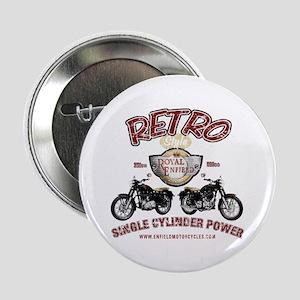 Retro Single Cylinder Power Button