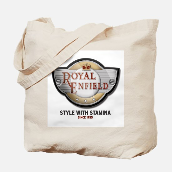 Style With Stamina Badge Tote Bag