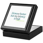 High Latency Keepsake Box