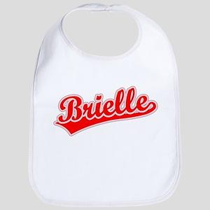 Retro Brielle (Red) Bib