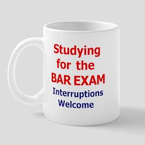 Bar Exam Mug