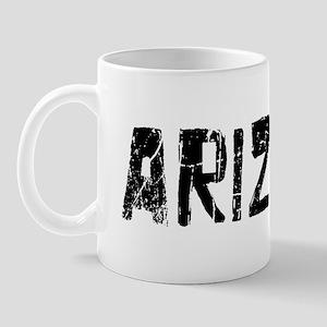 Arizona Faded (Black) Mug
