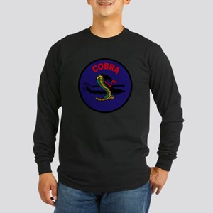 AH-1 Cobra Long Sleeve Dark T-Shirt