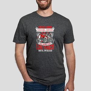 I'll Drive This Log Truck T Shirt T-Shirt