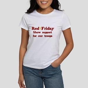 Red Friday Women's T-Shirt