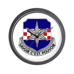 313th RR/ASA Bn Wall Clock