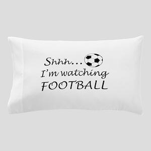 Football fan Pillow Case
