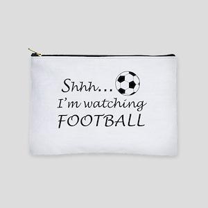 Football fan Makeup Bag