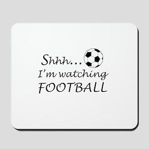 Football fan Mousepad