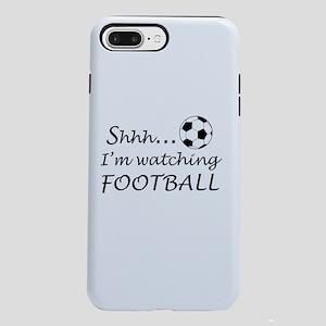Football fan iPhone 8/7 Plus Tough Case