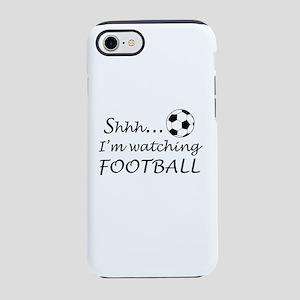 Football fan iPhone 8/7 Tough Case