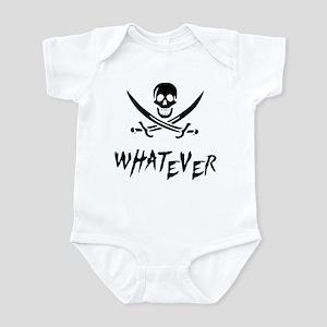 Whatever Pirate Infant Bodysuit