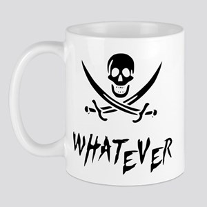 Whatever Pirate Mug
