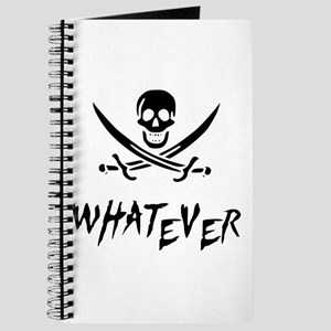 Whatever Pirate Journal