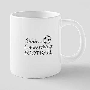 Football fan Mugs