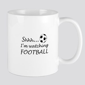 Football fan Mugs