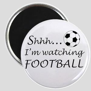Football fan Magnets