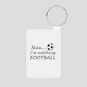 Football fan Keychains