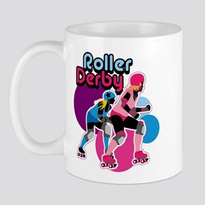 rollerderby2 Mugs