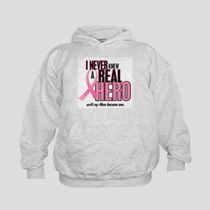 Never Knew A Hero 2 (Mom) Kids Hoodie