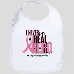 Never Knew A Hero 2 (Mom) Bib