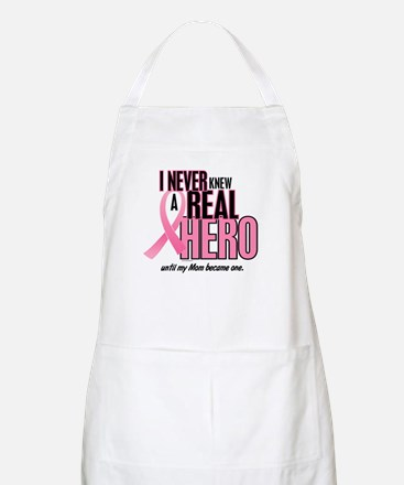 Never Knew A Hero 2 (Mom) BBQ Apron