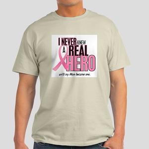 Never Knew A Hero 2 (Mom) Light T-Shirt