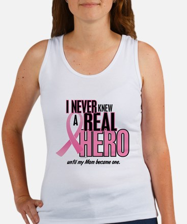 Never Knew A Hero 2 (Mom) Women's Tank Top