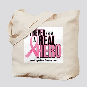 Never Knew A Hero 2 (Mom) Tote Bag