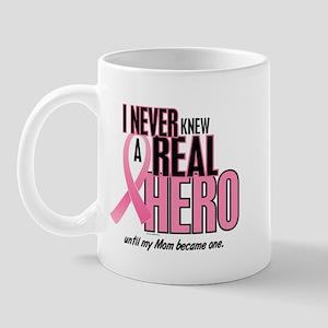 Never Knew A Hero 2 (Mom) Mug
