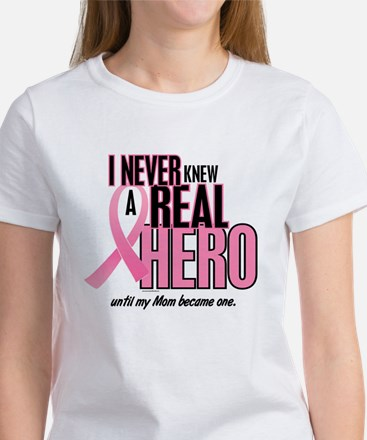 Never Knew A Hero 2 (Mom) Women's T-Shirt