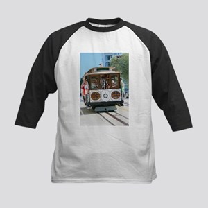 Cable Car Kids Baseball Jersey