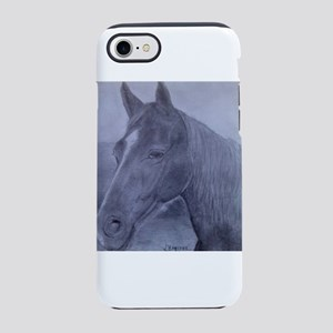 HORSE PORTRAIT iPhone 8/7 Tough Case