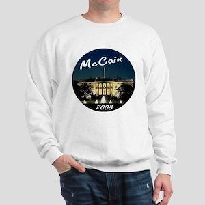 """""""John McCain for President"""" Sweatshirt"""