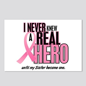 Never Knew A Hero 2 (Sister) Postcards (Package of