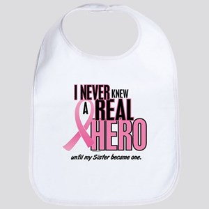 Never Knew A Hero 2 (Sister) Bib