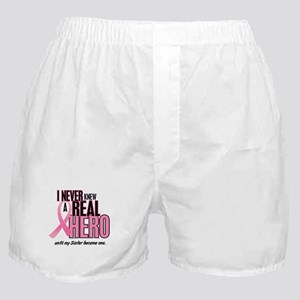 Never Knew A Hero 2 (Sister) Boxer Shorts
