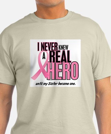 Never Knew A Hero 2 (Sister) T-Shirt