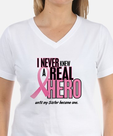 Never Knew A Hero 2 (Sister) Shirt