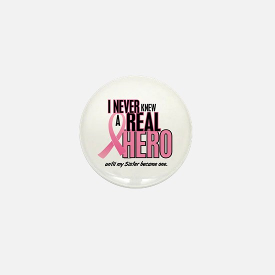 Never Knew A Hero 2 (Sister) Mini Button