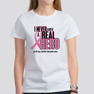 Never Knew A Hero 2 (Sister) Women's T-Shirt