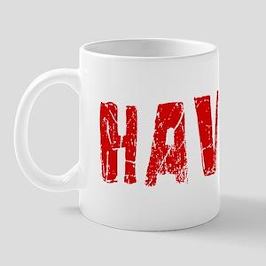 Havana Faded (Red) Mug