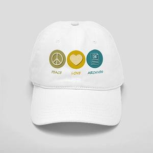 Peace Love Archives Cap