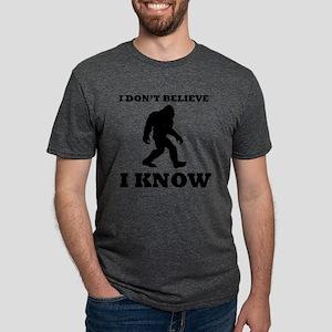 Bigfoot I Know T-Shirt