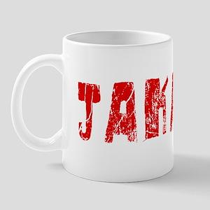 Jakarta Faded (Red) Mug