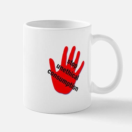 Small Printed Mug