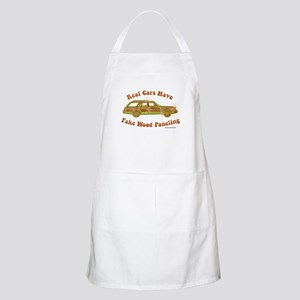 Real cars BBQ Apron