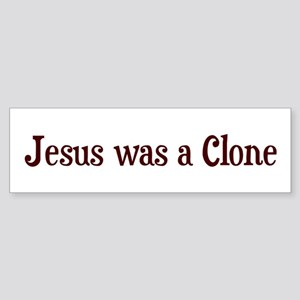 J-Clone - Bumper Sticker