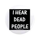 "Ghost Apparel 3.5"" Button (100 pack)"