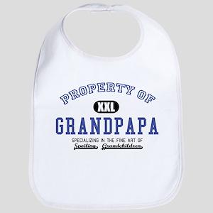 Property of Grandpapa Bib